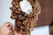 modern hair styles for brides