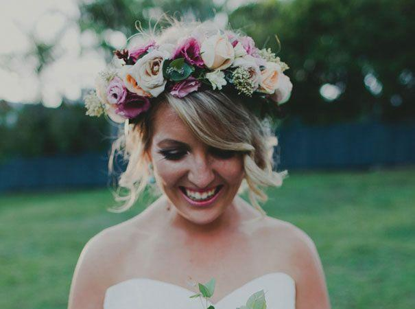 Bohemian Style Hair: Special Occasion Mobile Hairdresser