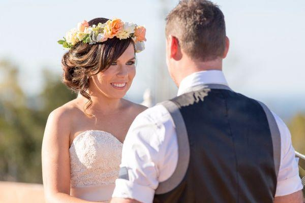 bridal party hairstylist nambour