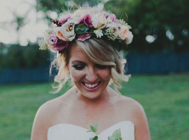 Floral Crowns Coastal Style Mobile Hairdressing Sunshine Coast